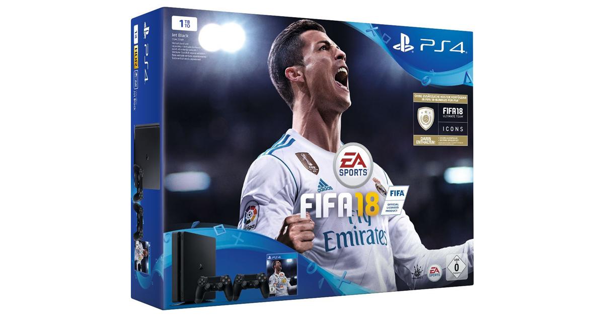 Noktara - FIFA 18 PS4 Bundle
