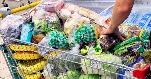 Noktara - Familie nicht verhungert, weil sie vor Feiertag halben Supermarkt leer kauft