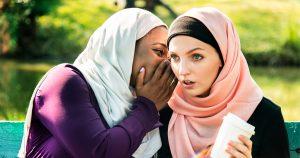Noktara - Fasten mit der Zunge - Muslima isst Fleisch, obwohl sie fastet!