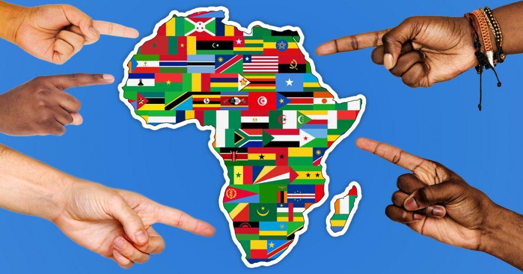 Noktara - Forscher bestätigen - Afrika offenbar doch kein Land