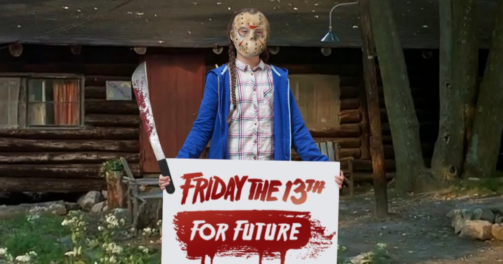 Noktara - Friday the 13th for Future- Greta Thunberg macht Klimaleugnern Angst