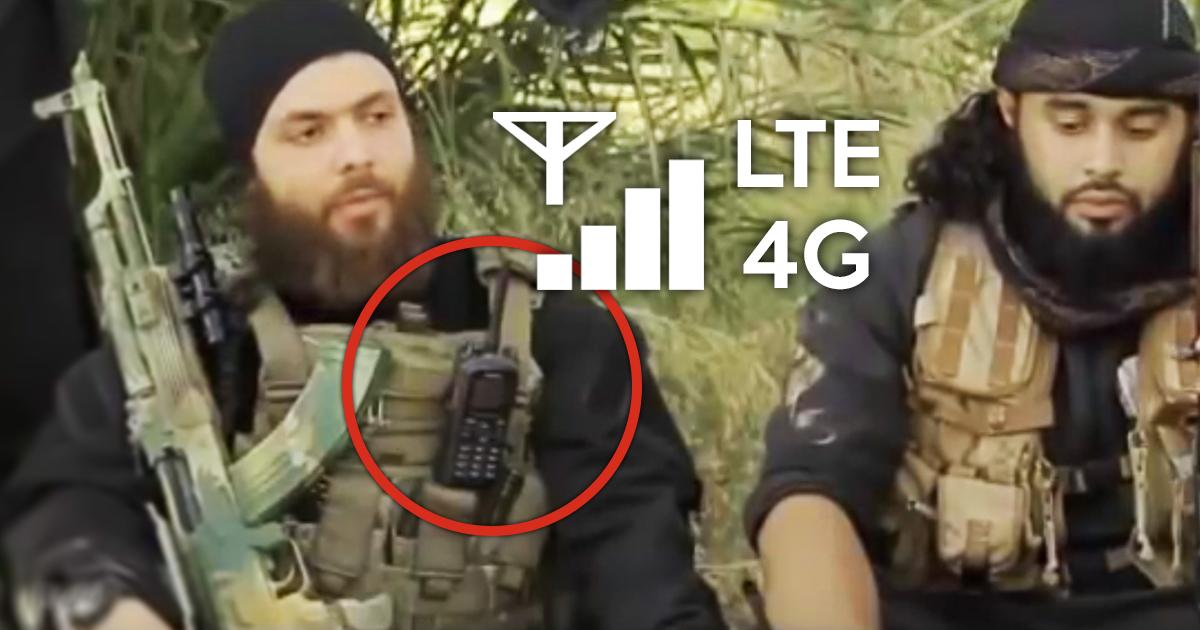 Noktara - Funkloch- Deutscher schließt sich IS an, weil das Netz in Syrien besser ist
