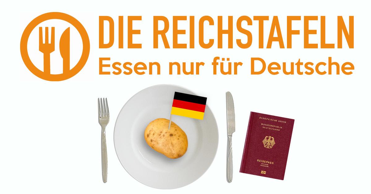 Futterneid: Essener Reichstafel bedient nur noch Arier