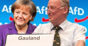Noktara - Ganz schlau- AfD empfiehlt bei Neuwahlen für Merkel zu stimmen