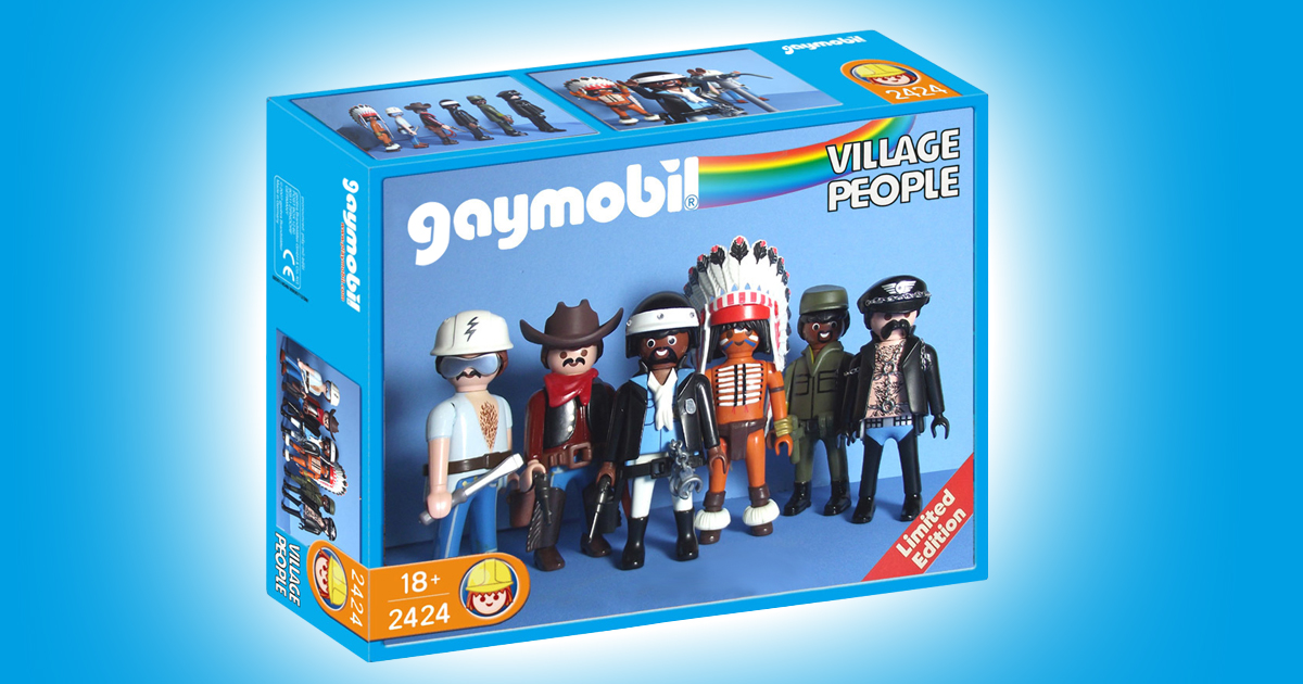 Gaymobil: Homosexuelle fordern schwules Playmobil-Spielzeug