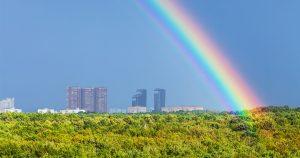 Noktara - Gaywitter-Warnung - Warmer Regen bringt schwüles Wetter