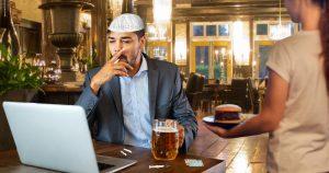 Noktara - Gegenteiltag- Muslim macht heute nur Dinge, die haram sind