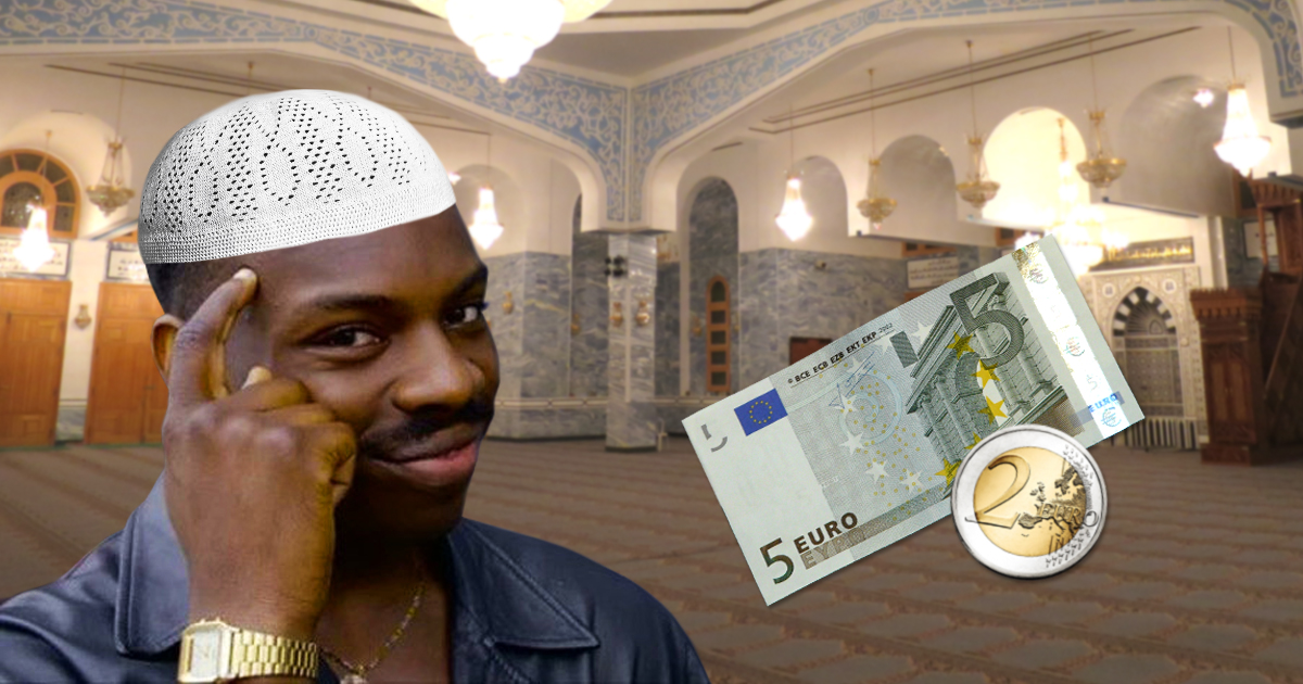 Noktara - Geiziger Muslim zahlt kein Zakatul-Fitr, weil Festgebet wegen Corona ausfällt