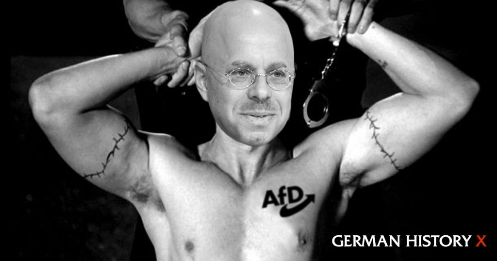 Noktara - German History X - AfD-Politiker Andreas Kalbitz für Nazi-Hauptrolle gecastet