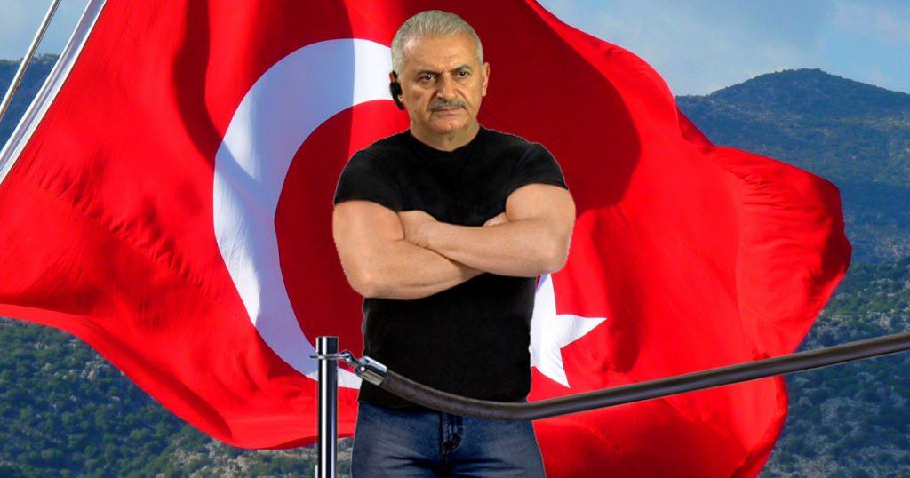 Geschlossene Gesellschaft: Yildirim lässt Journalisten nicht rein