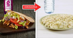 Noktara - Geschmacksverlust- Corona-Mutation lässt Döner wie deutsches Essen schmecken