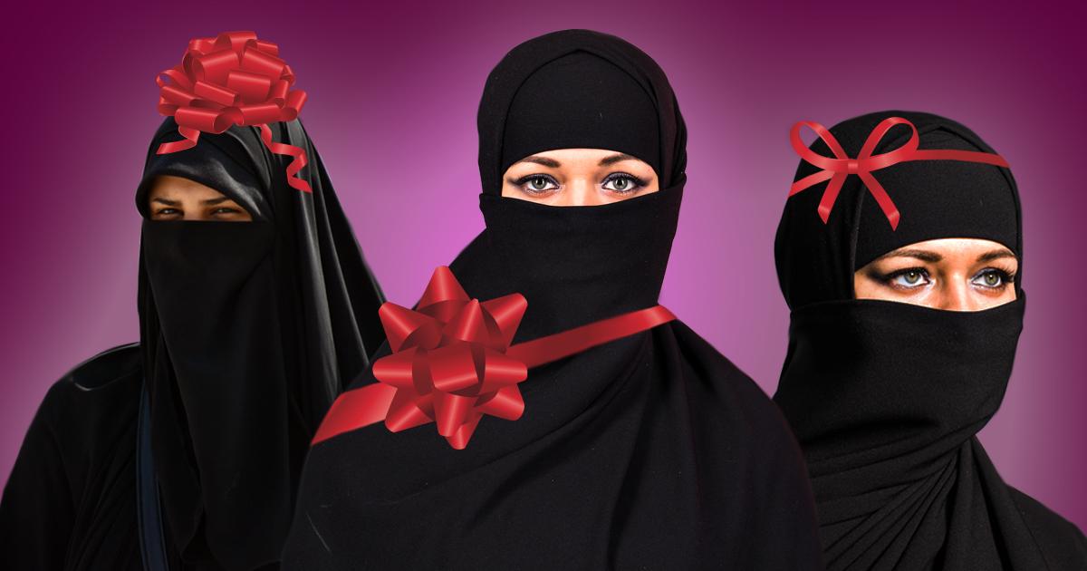 Noktara - Gewinnspiel - Mitmachen und 1 von 3 Niqabis gewinnen