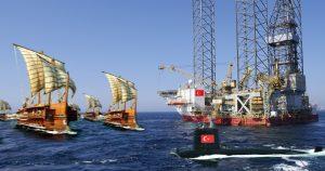 Noktara - Griechenland entsendet Galeeren zu türkischer Erdgas-Bohrinsel