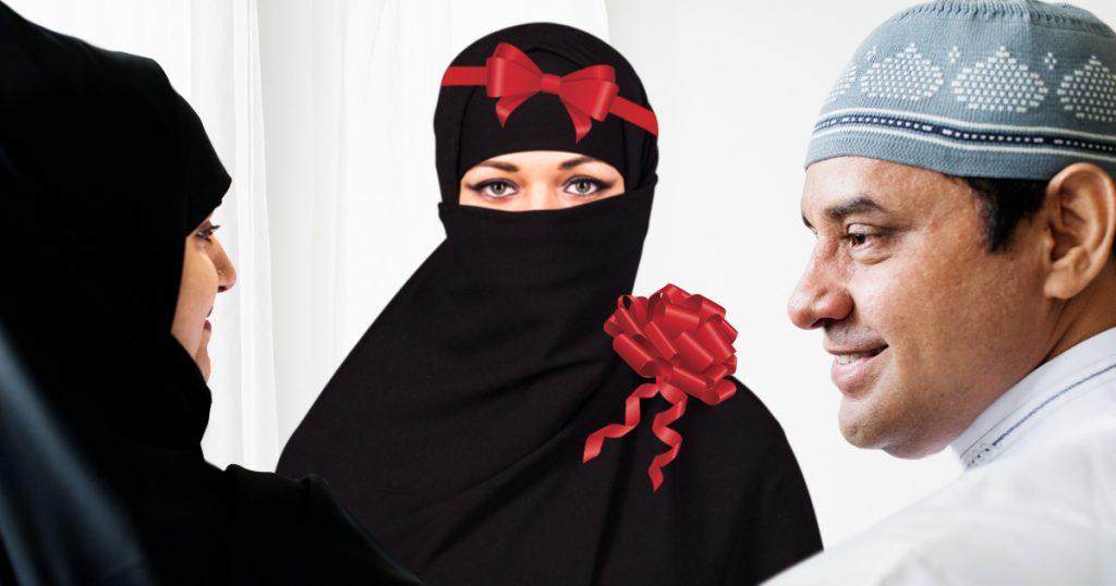 Noktara - Großzügige Frau schenkt Ehemann zum Hochzeitstag eine Zweitfrau