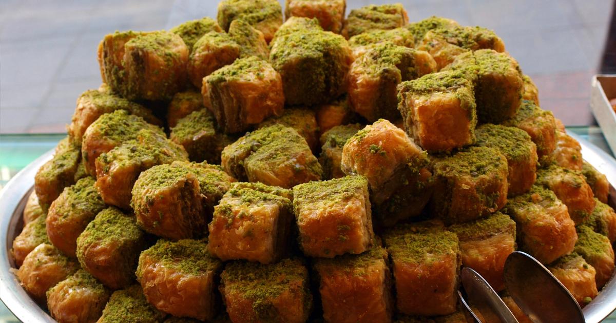 Noktara - HalaWeed - Baklava mit Gras