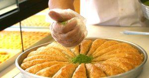 Noktara - HalaWeed - Syrische Bäckerei verkauft Hasch-Baklava