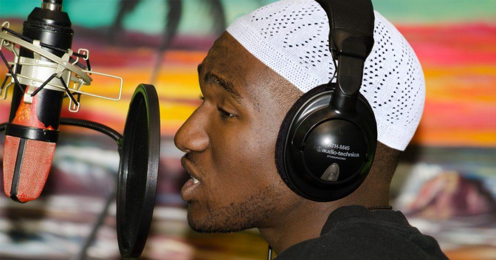 Noktara - Halal Beatbox - Muslim ahmt Haram Instrumente mit dem Mund nach