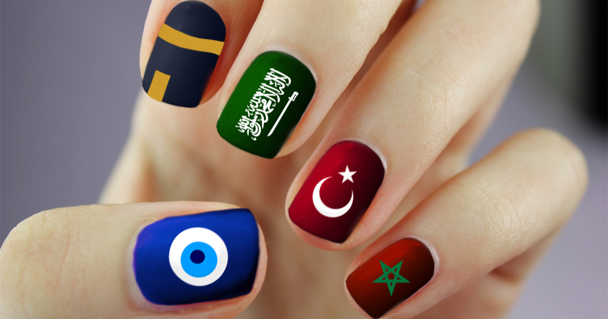 Halal Nagellack für stylishe Muslimas