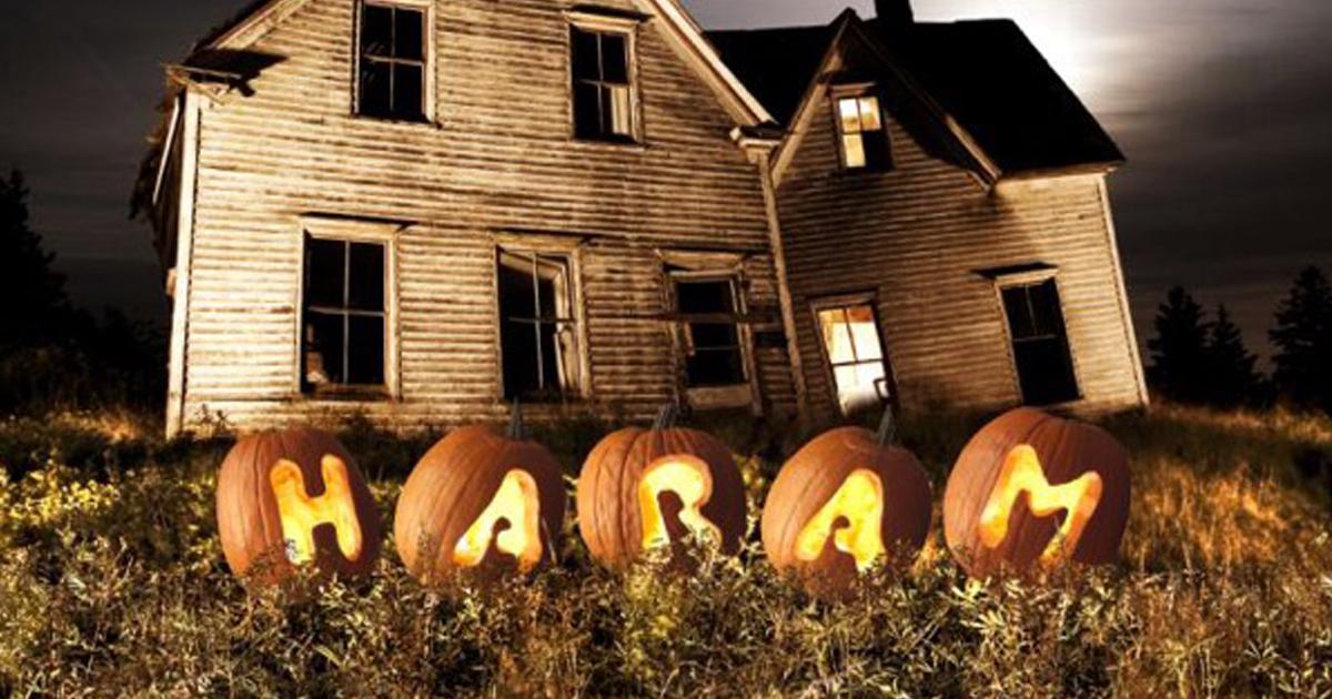 Halaloween: 7 Dinge die Muslime an Halloween machen