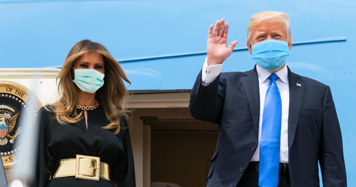 Noktara - Hat Trump wirklich COVID-19? Das könnte hinter der Infektion stecken