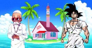 Noktara - Herr der Schildkröten gründet Moschee für Son Goku und seine Freunde