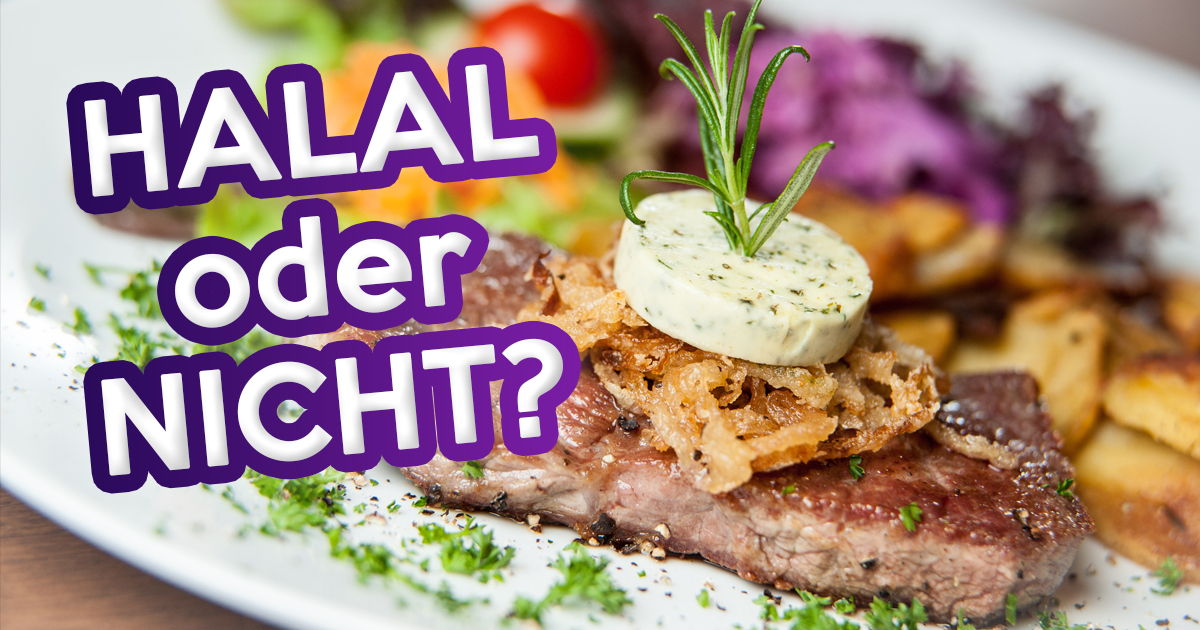 9 Hinweise, an denen Du ein HALAL Restaurant erkennen kannst