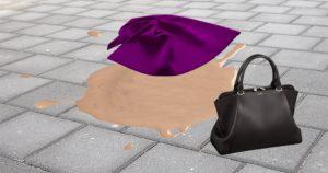 Noktara - Hitzewelle - Frau mit Kopftuch einfach geschmolzen