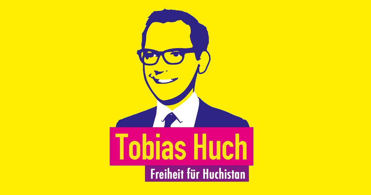 Huchistan: De Maizière verbietet Tobias Huch-Porträts