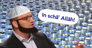 Noktara - Impfstoffmangel laut Jens Spahn inschallah bald vorbei