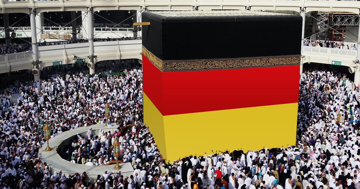 Islamdebatte: Mekka gehört zu Deutschland