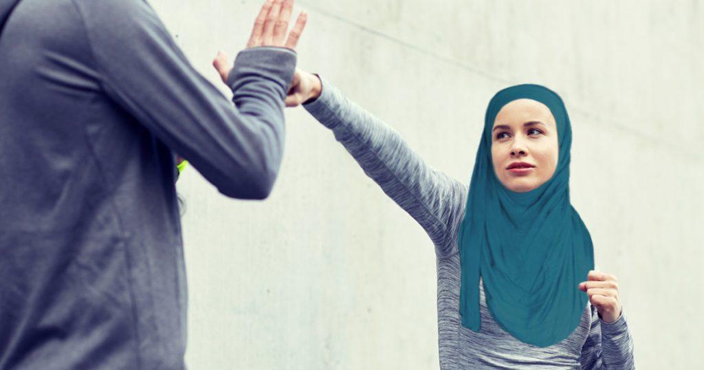 Noktara - Islamfeindliche Angriffe - Die besten Abwehrtechniken für Muslimas