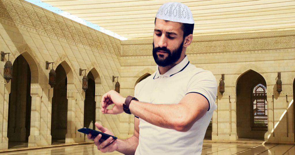 Noktara - Islamischer Vortrag über Pünktlichkeit verspätet sich