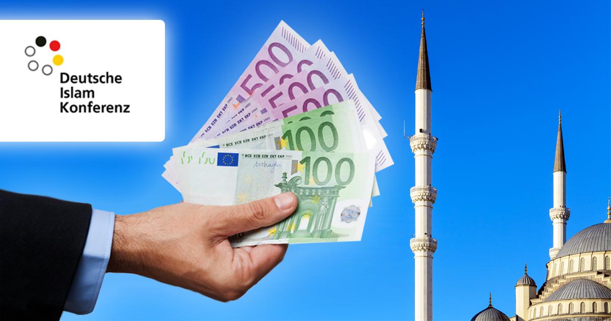 Noktara - Islamkonferenz - Alles, was man über die neue Moschee-Steuer wissen muss