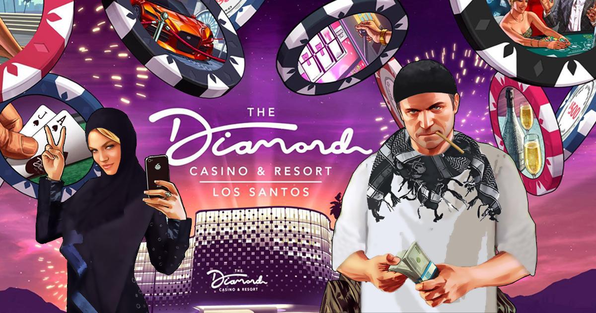 Noktara - Ist Glücksspiel im GTA Online Casino haram oder halal?