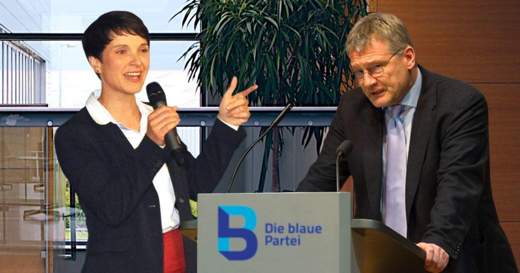 Noktara - Jörg Meuthen verlässt AfD und tritt der blauen Partei an