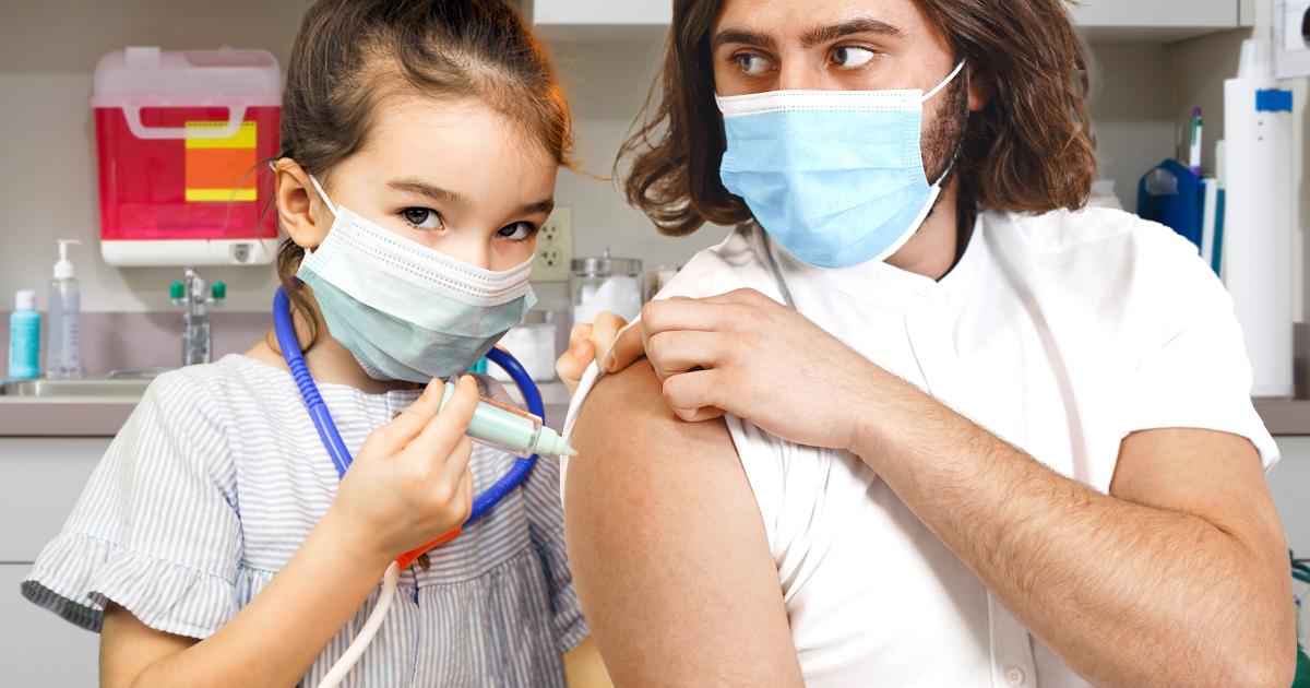 Noktara - Jens Spahn fordert Impfungen von Kindern durchführen zu lassen