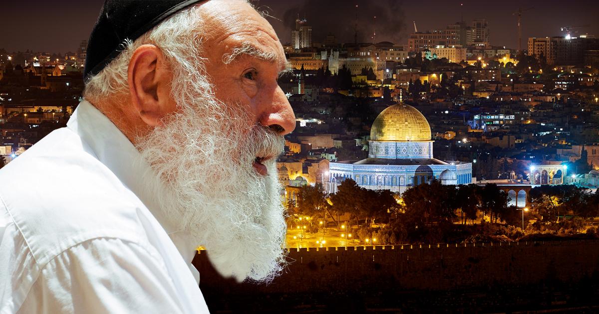 Noktara - Jude wird als Antisemit bezeichnet, weil er Israel kritisiert
