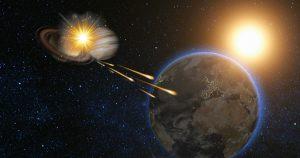Noktara - Jupiter und Saturn kollidiert- Erde droht katastrophaler Meteoritenhagel