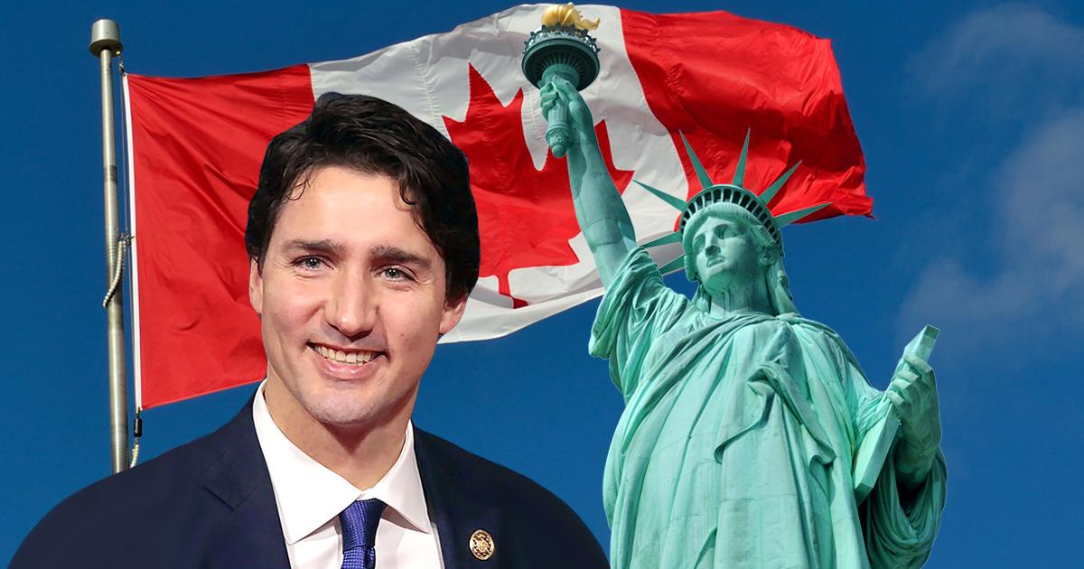 Kanada: Freiheitsstatue wandert aus
