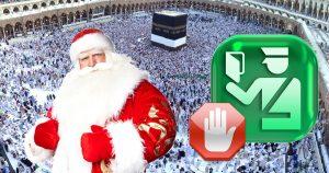 Noktara - Kein Visum für den Weihnachtsmann in Mekka