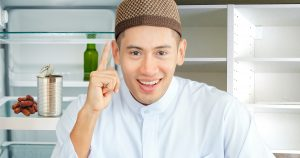 Noktara - Keine Hamsterkäufe- Muslim will im Notfall einfach fasten