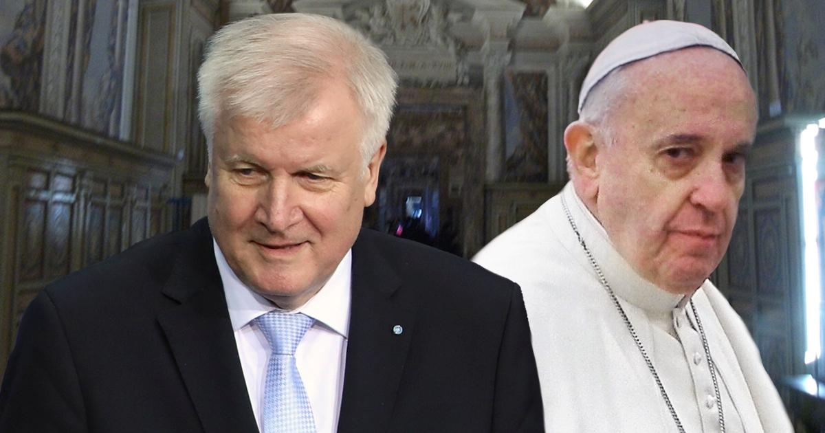 Noktara - Keinerlei Nächstenliebe - Papst exkommuniziert Horst Seehofer