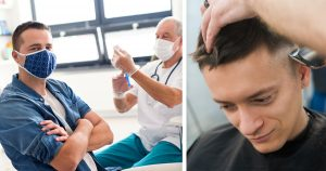 Noktara - Klare Prioritäten- Typ sagt Impftermin wegen Friseurtermin ab