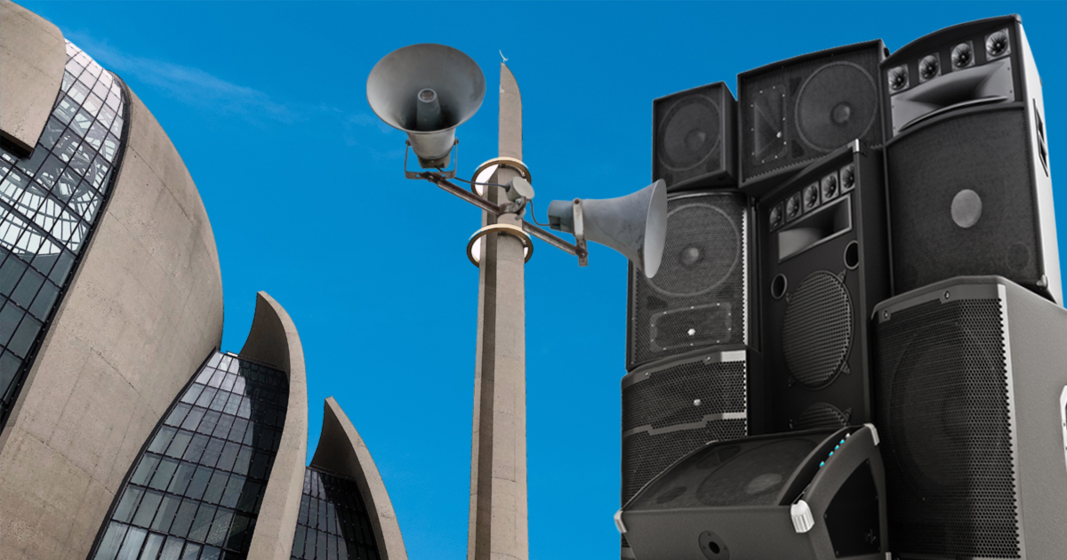 Noktara - Kölner Moschee bereitet sich auf öffentlichen Gebetsruf vor