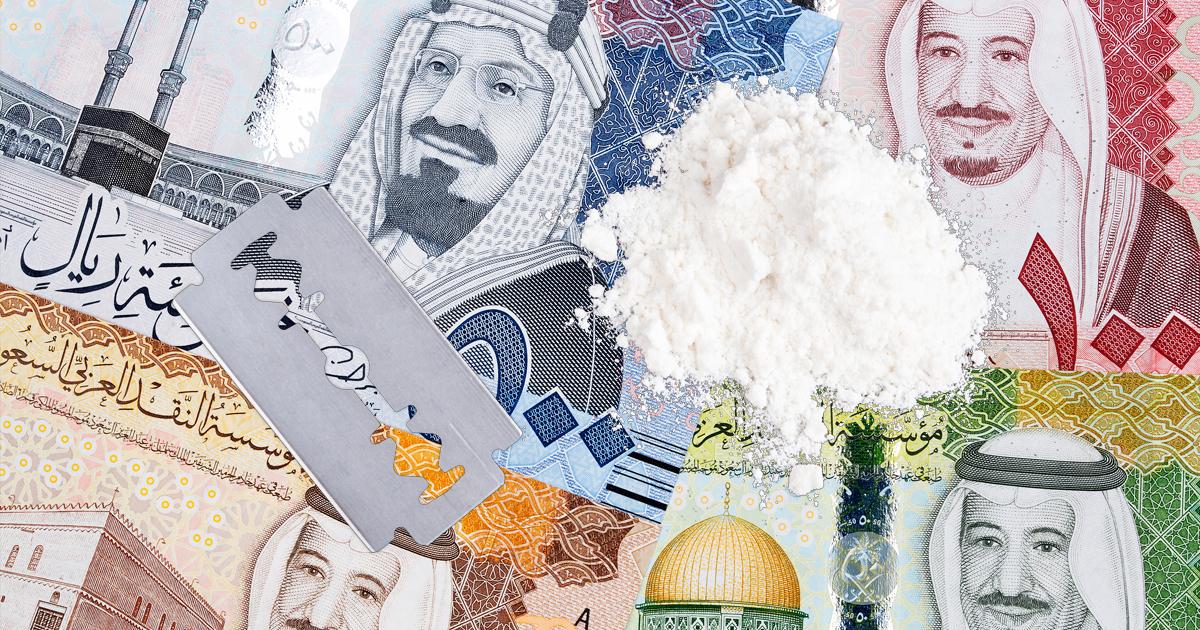 Noktara - Kokainspuren auf saudischen Banknoten- So viel koksen die Saudis