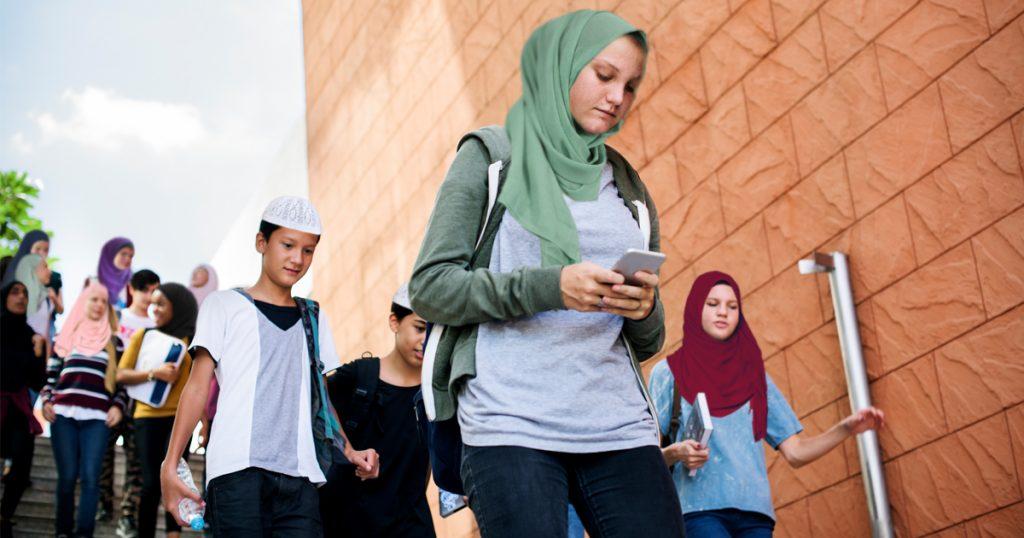Noktara - Komplette Schulklasse nach Moscheebesuch zum Islam konvertiert