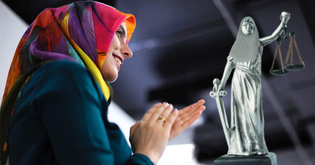 Noktara - Kopftuch-Urteil - Muslima gewinnt, alle Mitarbeiter müssen nun Kopftuch tragen