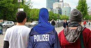 Noktara - Kopftuch als Teil der Dienstkleidung für Polizistinnen anerkannt