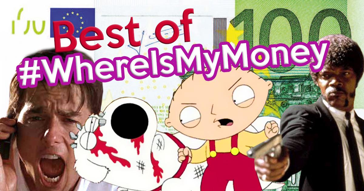 Kopftuchprämie: Die besten Beiträge zu #WhereIsMyMoney