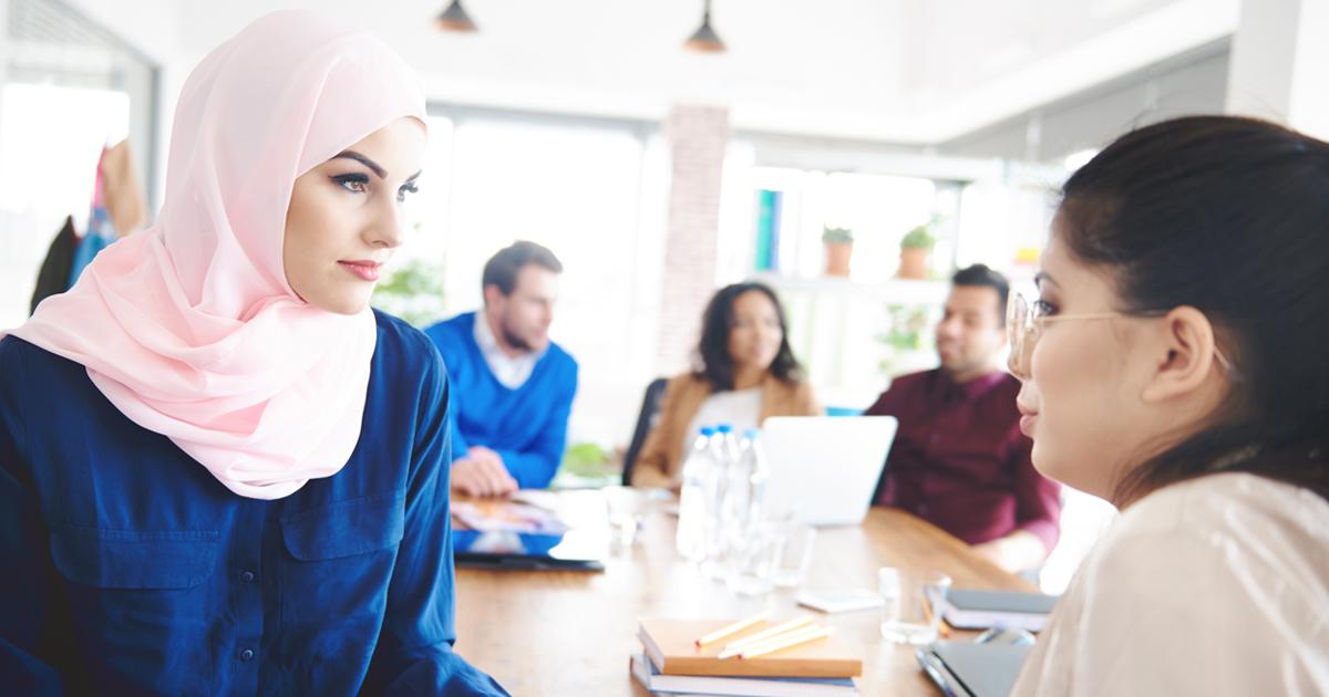 Noktara - Kopftuchquote - Unternehmen sollen mehr Frauen mit Kopftuch beschäftigen
